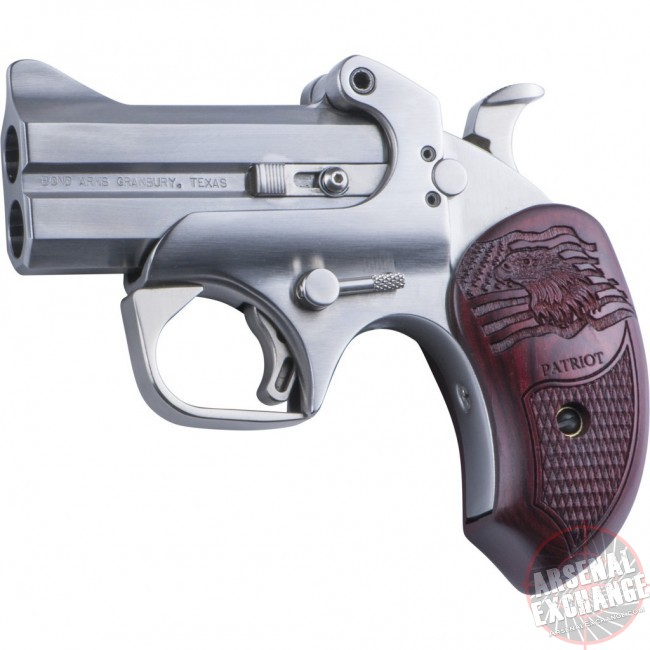 Bond Arms Patriot 45 Colt/410GA - Free Shipping - No CC Fees