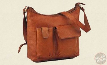 Cargo Style Holstered Shoulder Bag