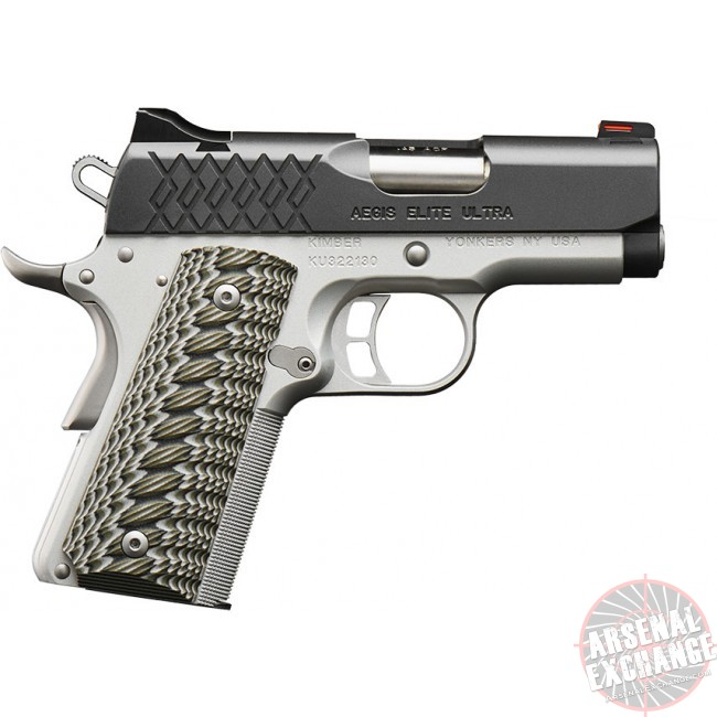 Kimber Aegis Elite Ultra 45 ACP - Free Shipping - No CC Fees