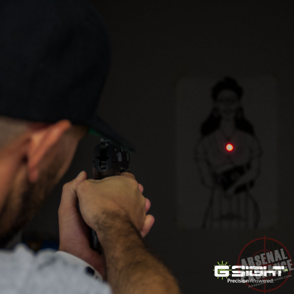 Pistol Laser Training Cartridges