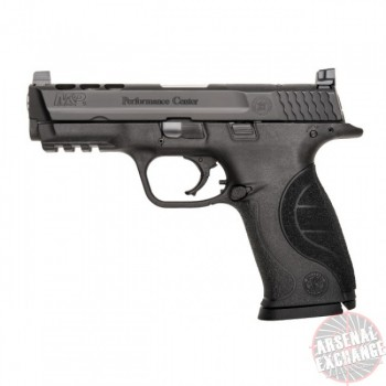 Smith & Wesson M&P9 Performance Center Ported 9MM - Free Shipping - No CC Fees