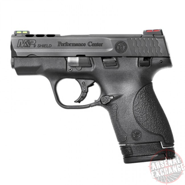Smith & Wesson Ported M&P 9 Shield 9MM - Free Shipping - No CC Fees