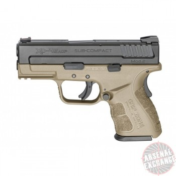 For Sale Springfield XD Mod2 45 ACP - Free Shipping - No CC Fees $499.99 IL 60046