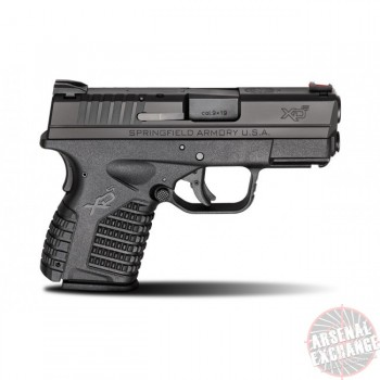Springfield XD(S) 9mm - Free Shipping - No CC Fees