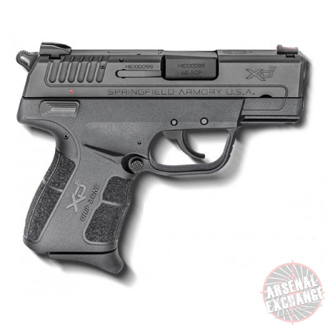 Springfield XDE 9MM - Free Shipping - No CC Fees