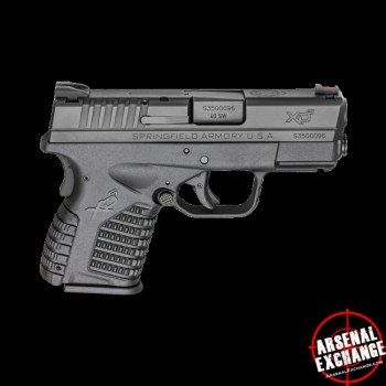 Springfield XDS 40 S&W - Free Shipping - No CC Fees