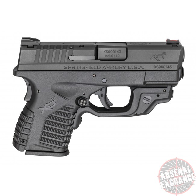 Springfield XDs CTC 9MM - Free Shipping - No CC Fees