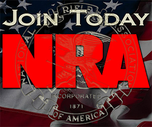 Support Freedom Join The NRA Today