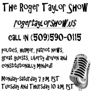 The Roger Taylor Show, Spokane, WA