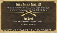 Veritas Venture 2nd Amendment Consultants, Franklinton, NC
