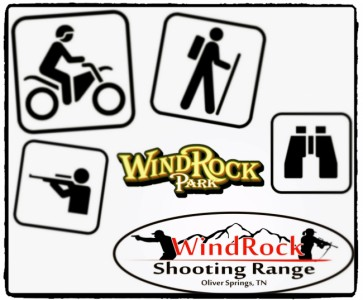 Windrock Shooting Range, Oliver Springs, TN